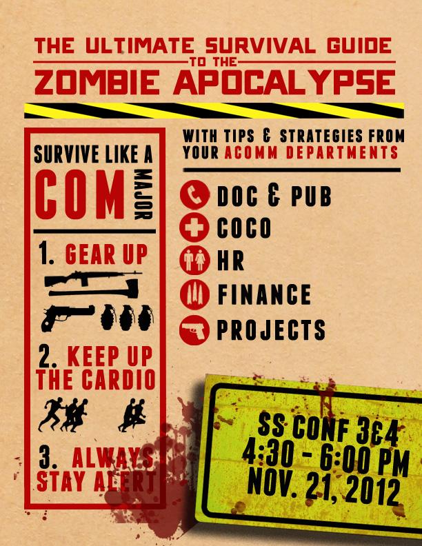 Zombie apocalypse survival guide free catalog