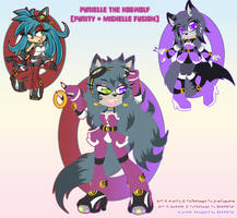 .: Fusion : Purielle The Hogwolf :.