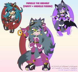 .: Fusion : Purielle The Hogwolf :. by ShelliStar