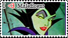Maleficent Stamp by AstaAura
