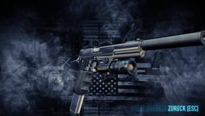 Colt M1911 'Silverballer'