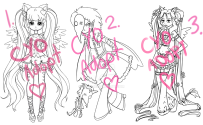 CYO Adoptables - OFFER TO ADOPT { CLOSED ]