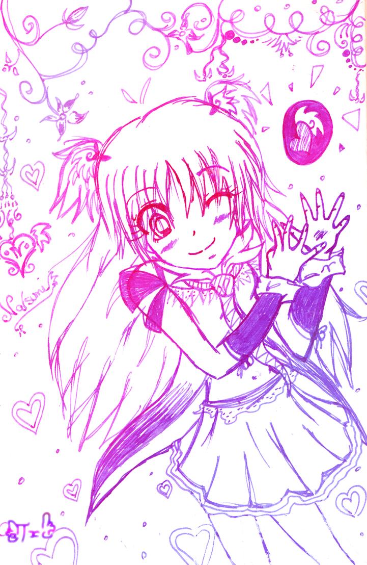 Gotcha Team Natsumi___fairy_garden_by_twinnyblood-d39avfa