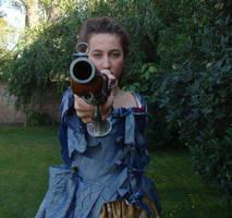 Pistol 3 by DandyStock