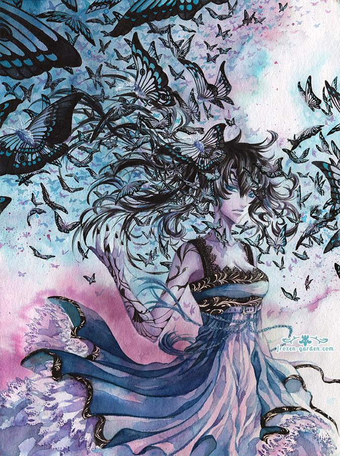 Dreams Flight by Yami-Hydran