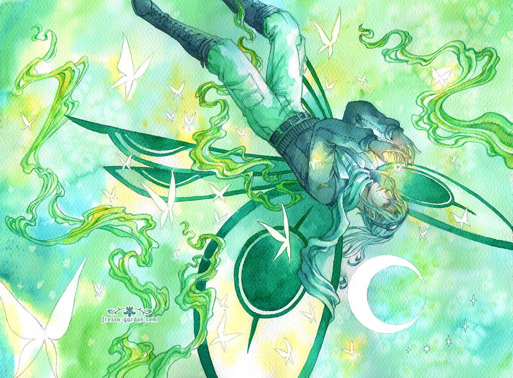 Morphee by Yami-Hydran