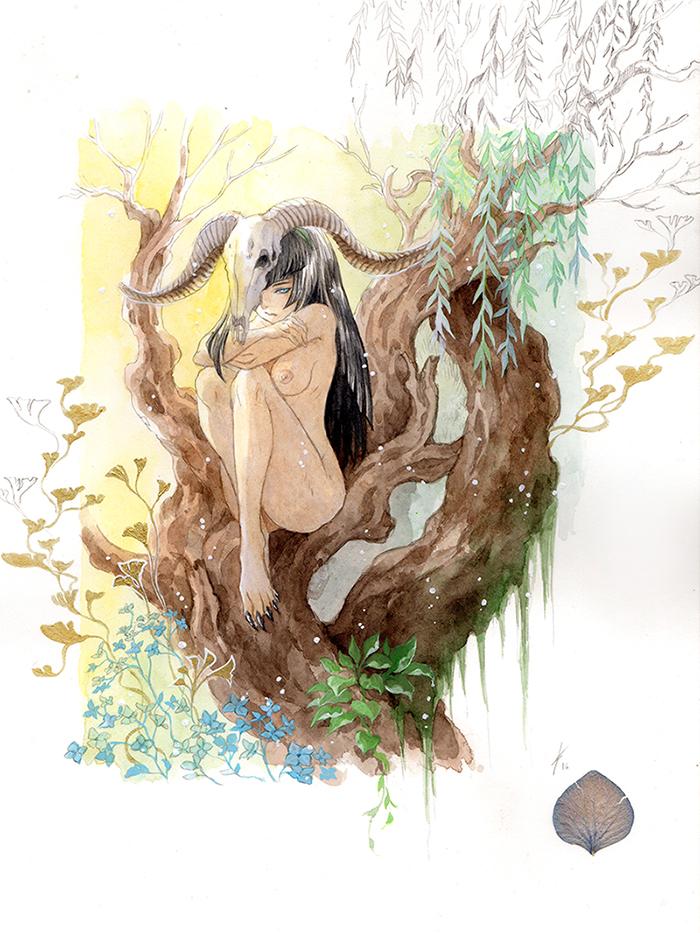 Alone by Yami-Hydran