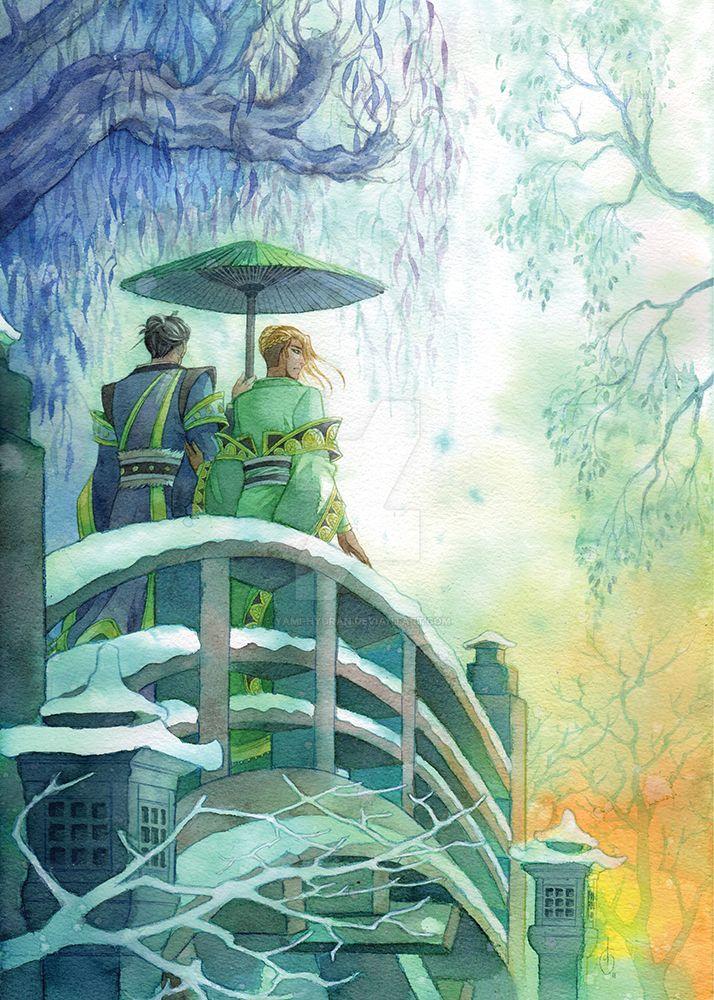 Wander by Yami-Hydran