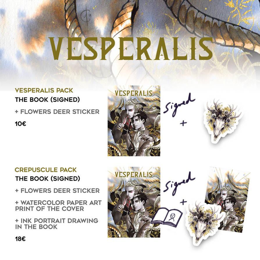 Preorders Vesperalis 2 by Yami-Hydran
