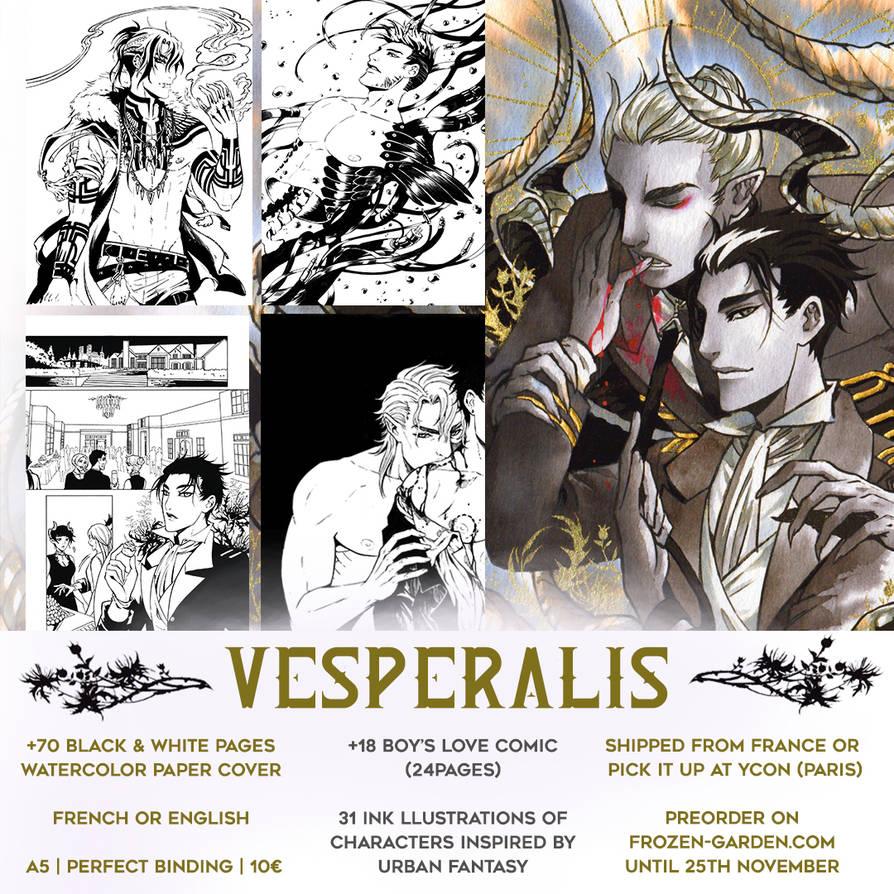 Preorders Vesperalis by Yami-Hydran