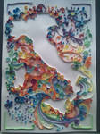 Quilling Italy