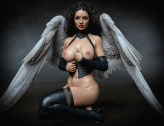 Lilah - Naughty Angel by DionysianExperience