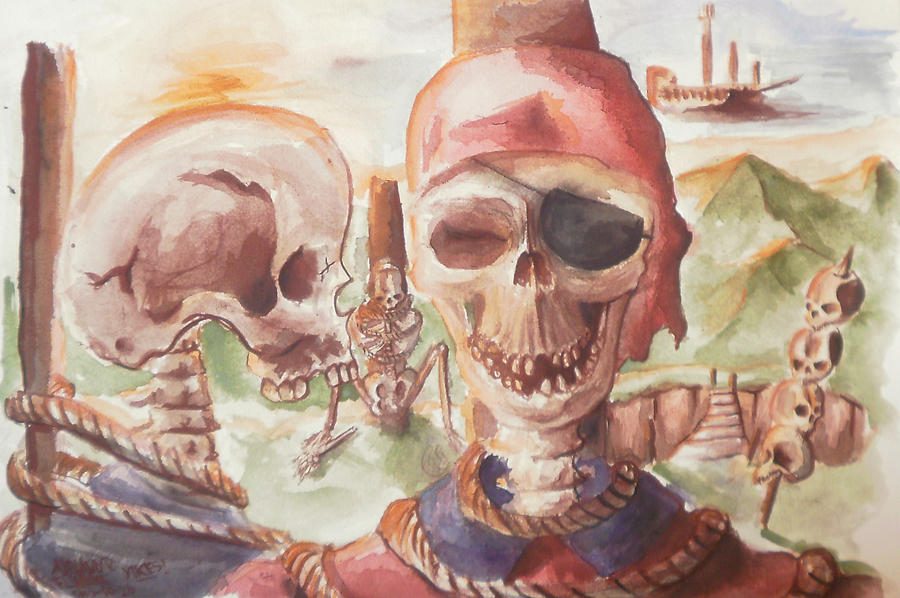 Pirates by Signevad
