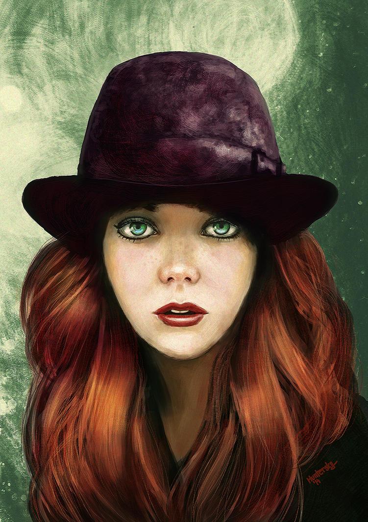 Emma by Huntersky