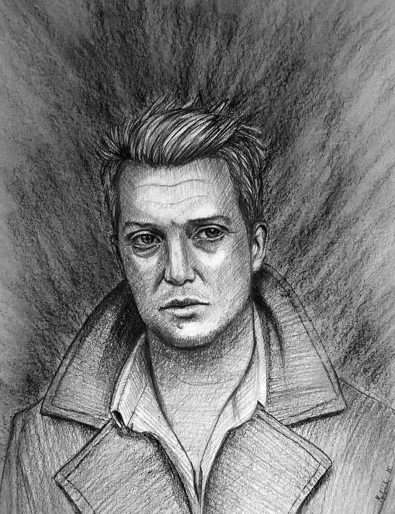 Joshua Homme by Huntersky