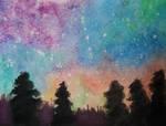 Colourful Night