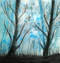 Bluey Forest