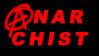 Anarchist stamp by QuentinZero