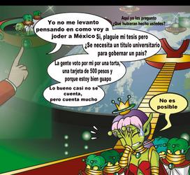 Princesa Marciana conoce a Enrique Pena Nieto