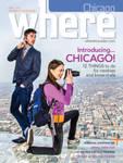 Where Chicago Magazine - April, 2013 by aheathphoto