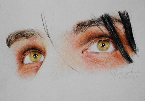 Gerard Way by ierofrank