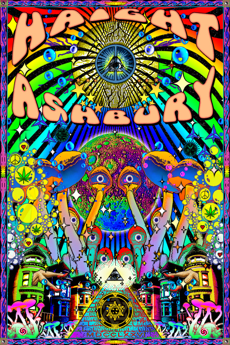 Haight Ashbury by GUS314159265