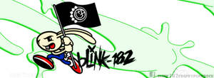 Blink 182 Facebook Timeline cover by Chuky-182