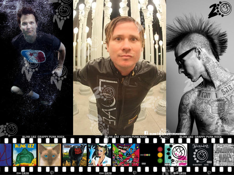Blink 182 wallpaper by Chuky-182 on DeviantArt