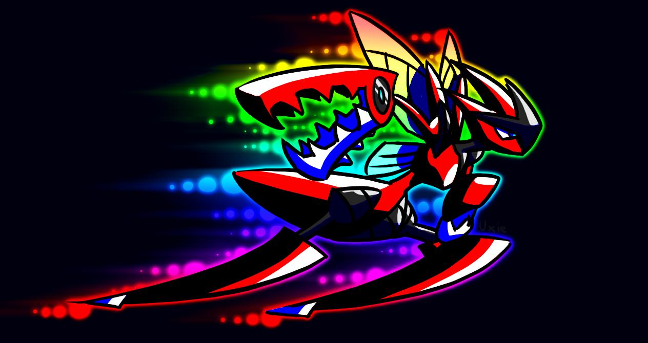 Mega Scizor By Uxiebunny On Deviantart