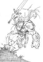 Dungeons and Dragons - pencils by thiagozero