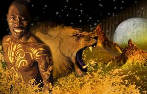My Roar by BlkManBradley