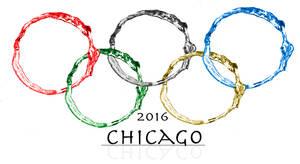 Olympic logo by BlkManBradley