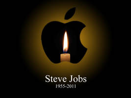 RIP Steve Jobs by MrShowtime