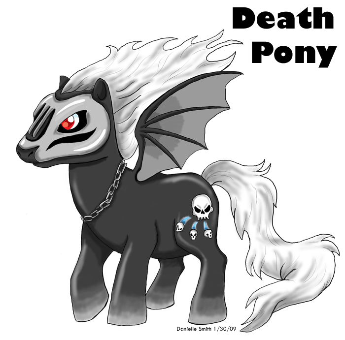 Death Pony by Smithy9