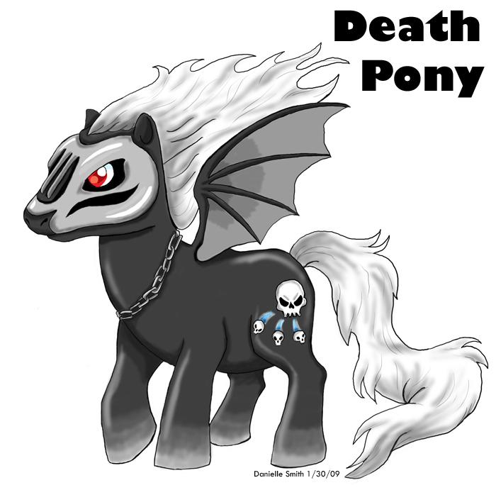 Death Pony by Smithy9