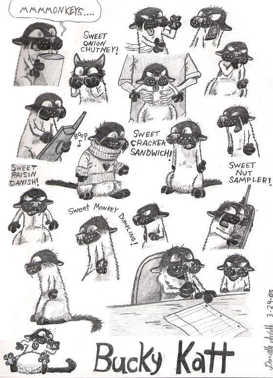 Bucky Katt By Smithy9 On Deviantart
