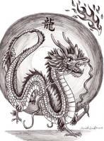 Year of the Dragon-Zodiac by Smithy9