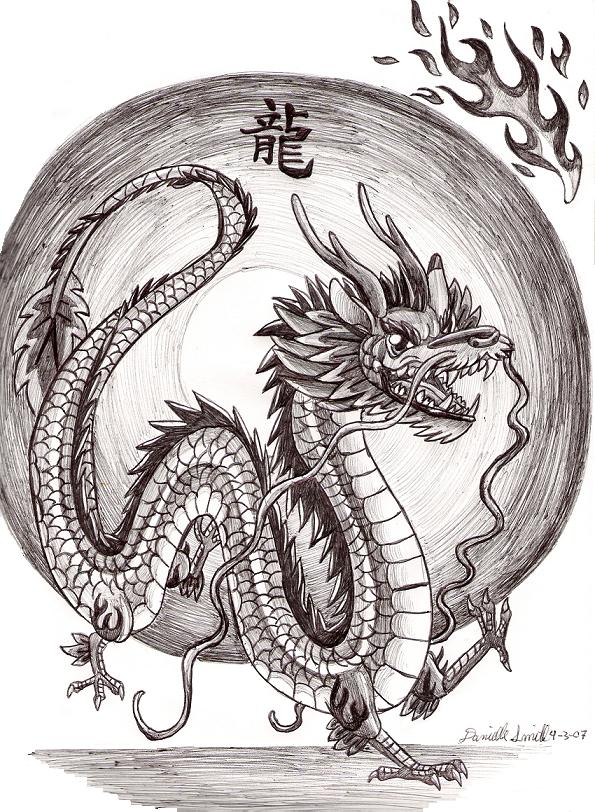 Year of the Dragon-Zodiac by Smithy9 on DeviantArt