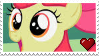 Stamp - Applebloom by ArandomVelociraptor