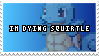 Stamp - im dying squirtle