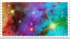 Stamp - Galaxies by ArandomVelociraptor