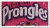 Stamp - Prongles by ArandomVelociraptor