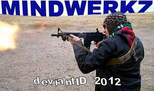 deviantID 2012 by Mindwerkz