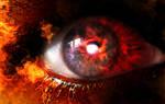 Eye of dark