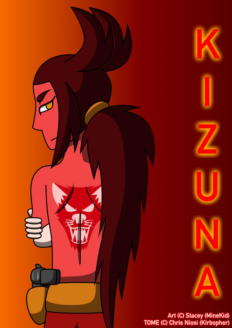 Kizuna's Back Tattoo by mine-kid23