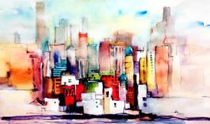 passionate city