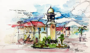 street view, Perak Malaysia by young920