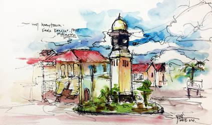 street view, Perak Malaysia