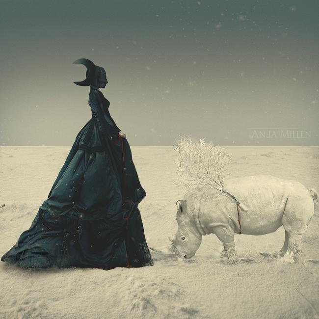 Scryer by AnjaMillen