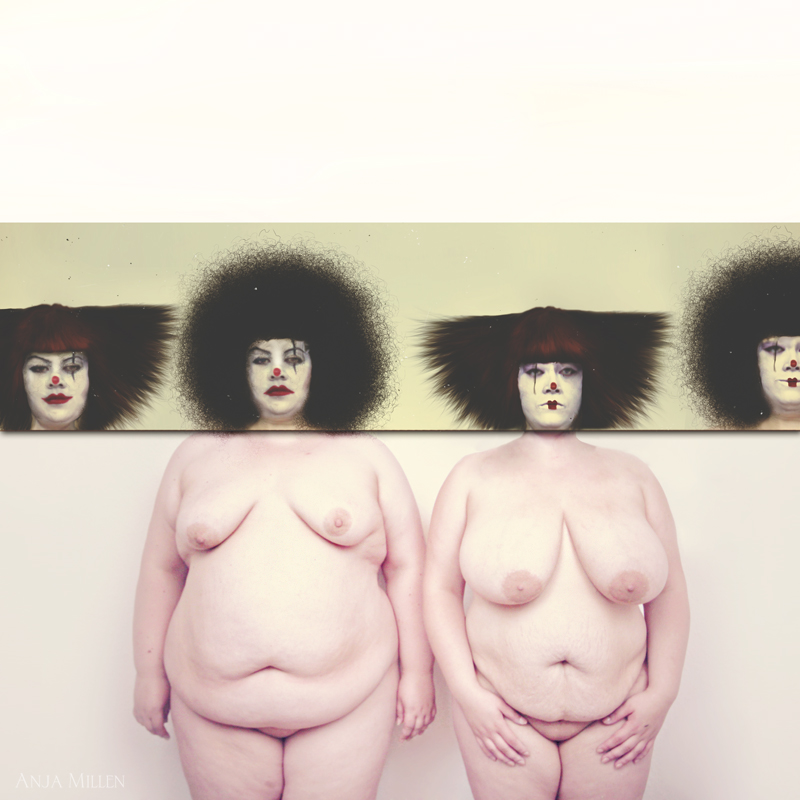 Ordinary Faces by AnjaMillen